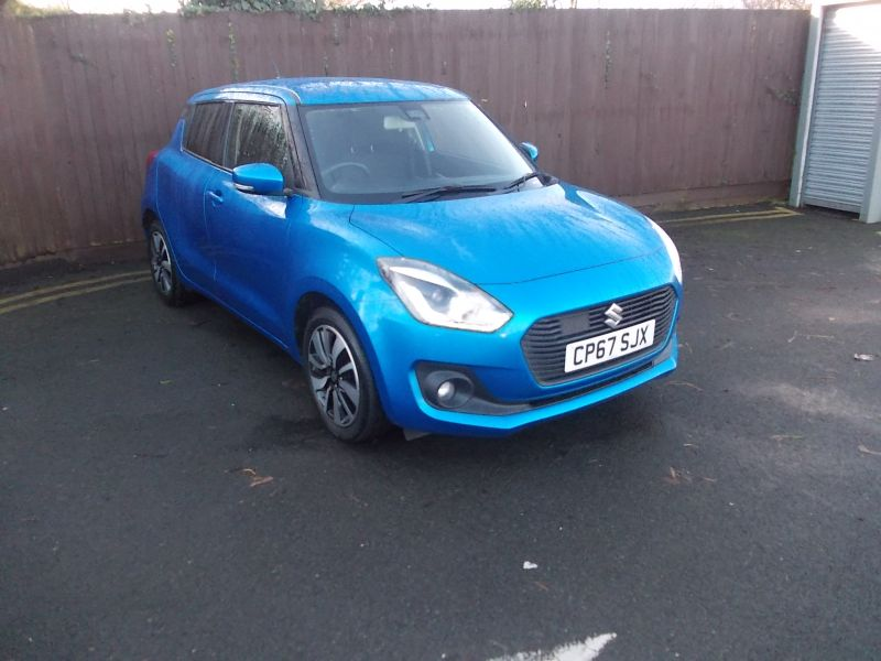 Used SUZUKI SWIFT in Bridgend, South Wales for sale