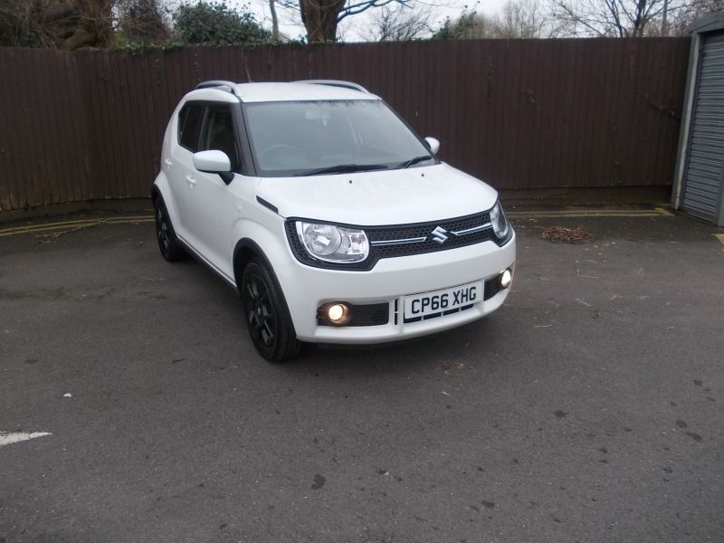 Used SUZUKI IGNIS in Bridgend, South Wales for sale