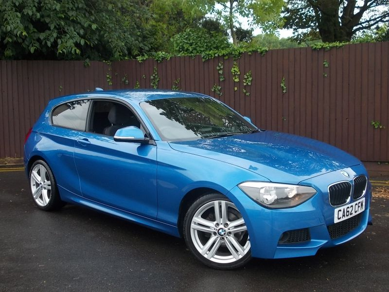 Used BMW 1 SERIES in Bridgend, South Wales for sale