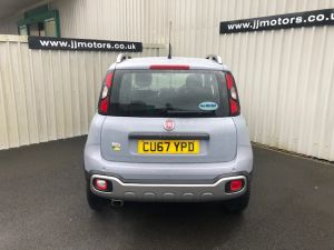 FIAT PANDA CITY CROSS - 9397 - 6