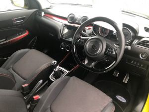 SUZUKI SWIFT SPORT BOOSTERJET - 7870 - 7