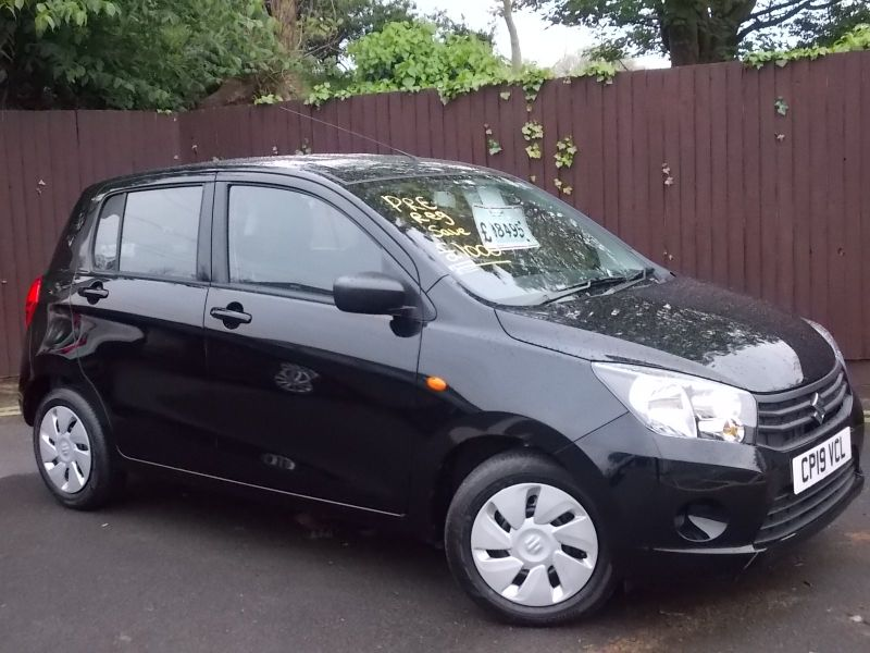 Used SUZUKI CELERIO in Bridgend, South Wales for sale
