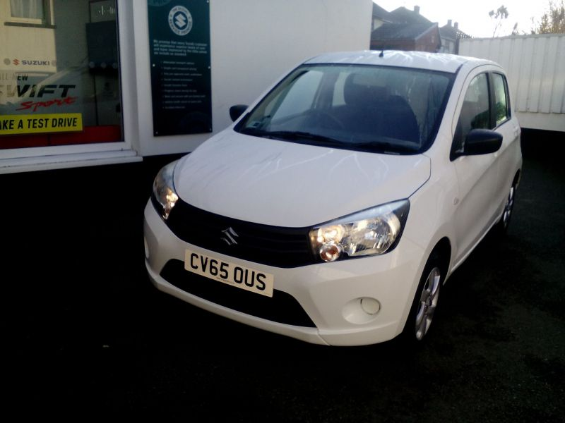 Used SUZUKI CELERIO in Haverfordwest, Wales for sale