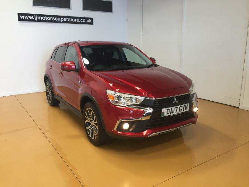 Used MITSUBISHI ASX in Llanelli, South Wales for sale
