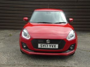 SUZUKI SWIFT SZ5 BOOSTERJET SHVS - 7718 - 2