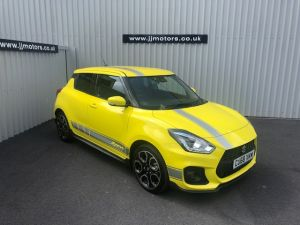 SUZUKI SWIFT SPORT BOOSTERJET - 7870 - 1