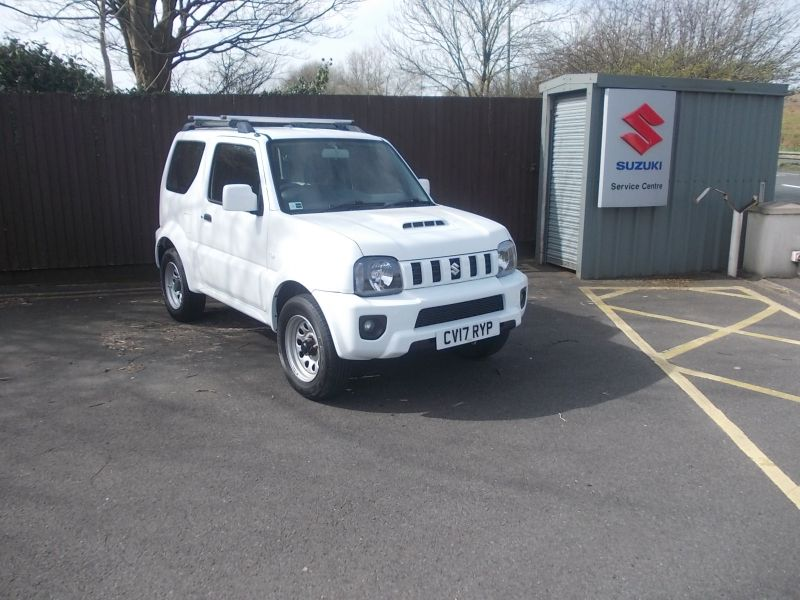 Used SUZUKI JIMNY in Bridgend, South Wales for sale