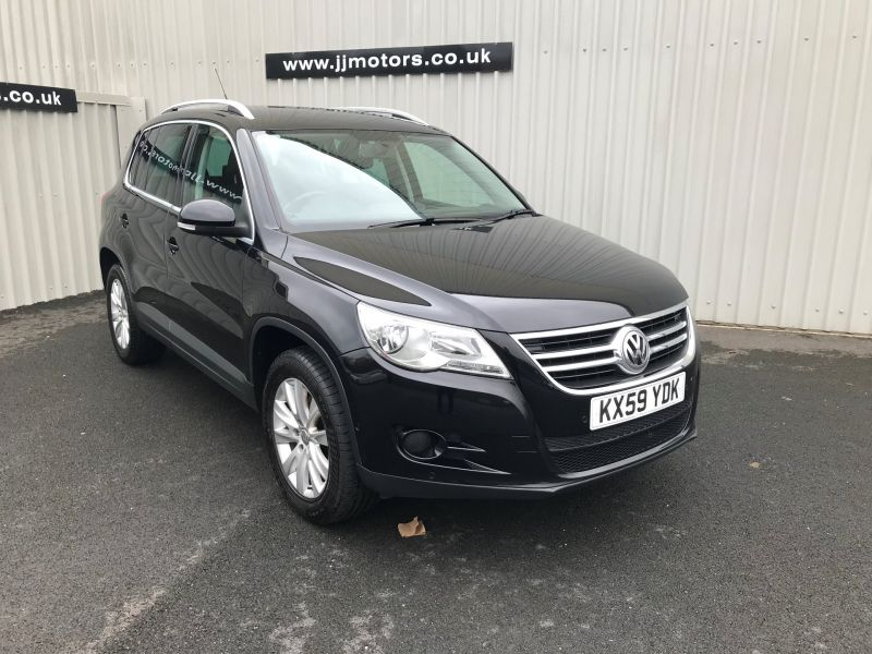 Used VOLKSWAGEN TIGUAN in Llanelli, South Wales for sale