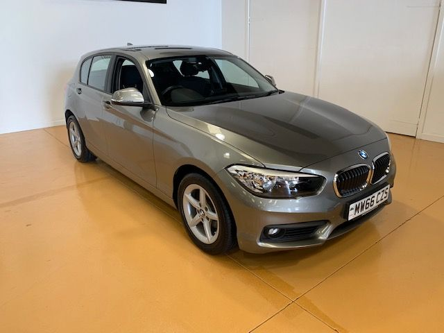 Used BMW 1 SERIES in Llanelli, South Wales for sale
