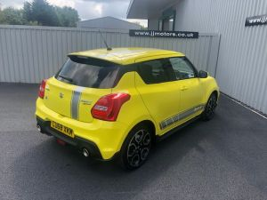 SUZUKI SWIFT SPORT BOOSTERJET - 7870 - 4