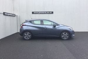 NISSAN MICRA IG-T ACENTA LIMITED EDITION - 8281 - 5