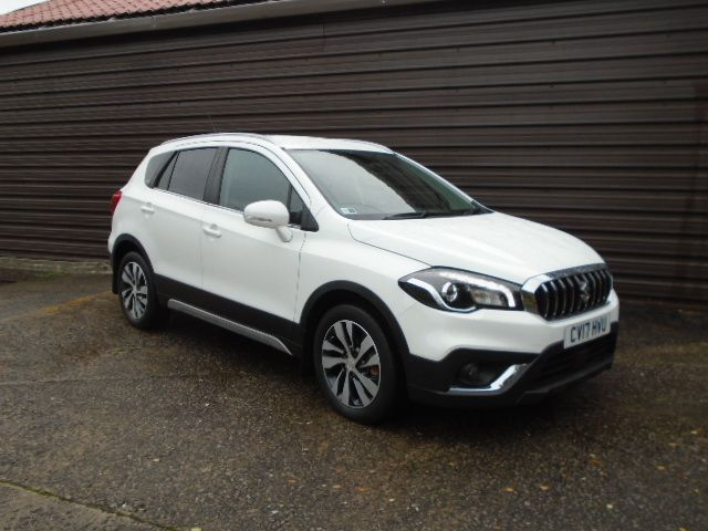 Used SUZUKI SX4 S-CROSS in Swansea, South Wales for sale