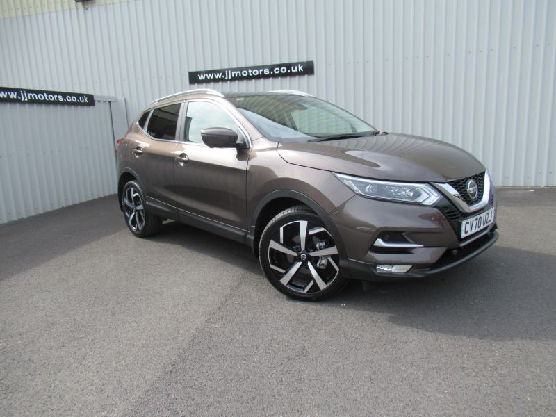 Used NISSAN QASHQAI in Crosshands, South Wales for sale