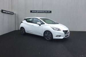 NISSAN MICRA IG-T ACENTA LIMITED EDITION - 8271 - 1