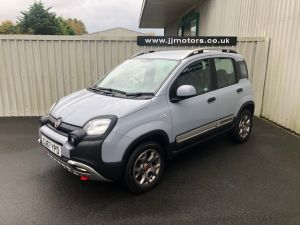 FIAT PANDA CITY CROSS - 9397 - 5