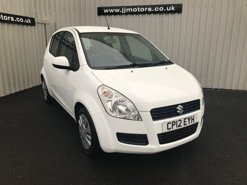 Used SUZUKI SPLASH in Llanelli, South Wales for sale