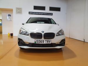 BMW 2 SERIES 218I LUXURY ACTIVE TOURER - 9945 - 6