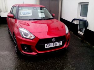 SUZUKI SWIFT SPORT BOOSTERJET - 8513 - 1