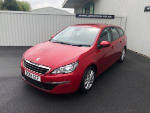 PEUGEOT 308 BLUE HDI S/S SW ACTIVE - 7564 - 3