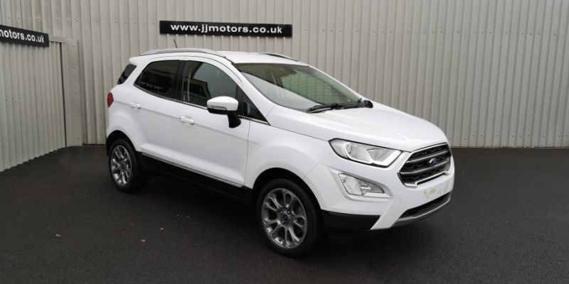 Used FORD ECOSPORT in Crosshands, South Wales for sale