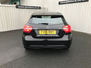 MERCEDES A-CLASS A180 CDI BLUEEFFICIENCY SE - 8576 - 7