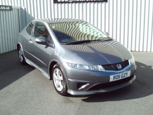 HONDA CIVIC I-VTEC TYPE S - 7844 - 1