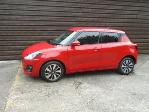 SUZUKI SWIFT SZ5 BOOSTERJET SHVS - 7718 - 3