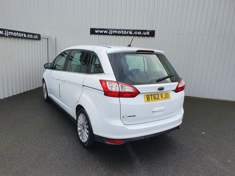Used FORD GRAND C-MAX in Llanelli, South Wales for sale