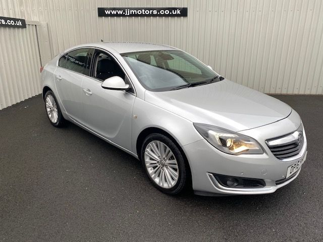 Used VAUXHALL INSIGNIA in Crosshands, South Wales for sale