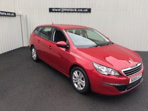 PEUGEOT 308 BLUE HDI S/S SW ACTIVE - 7564 - 1