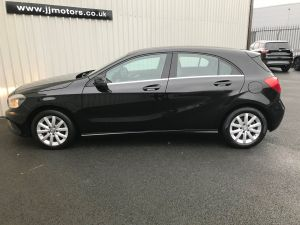 MERCEDES A-CLASS A180 CDI BLUEEFFICIENCY SE - 8576 - 8