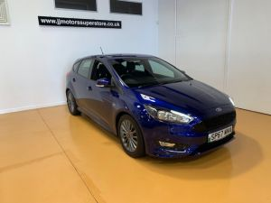 FORD FOCUS ST-LINE - 7610 - 1