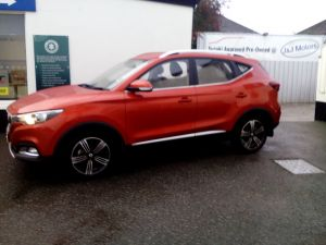 MG MG ZS EXCLUSIVE - 9501 - 2