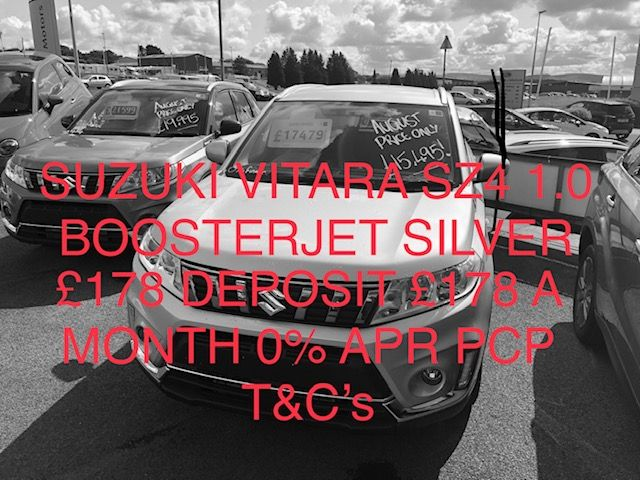 SUZUKI VITARA in Crosshands, South Wales for sale