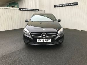 MERCEDES A-CLASS A180 CDI BLUEEFFICIENCY SE - 8576 - 5