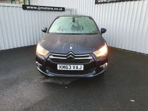 CITROEN DS4 E-HDI AIRDREAM DSTYLE - 9895 - 4