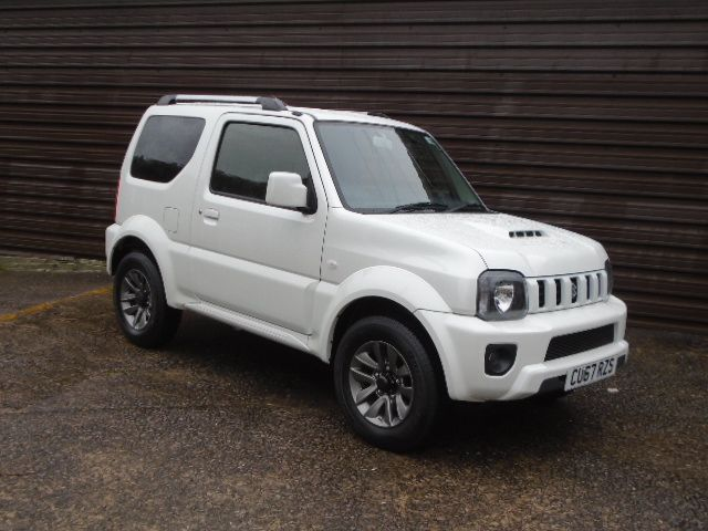 Used SUZUKI JIMNY in Swansea, South Wales for sale