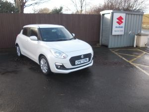 SUZUKI SWIFT SZ-T BOOSTERJET - 9852 - 1