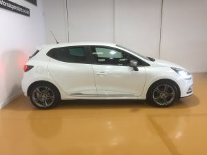 RENAULT CLIO GT LINE TCE - 8046 - 2