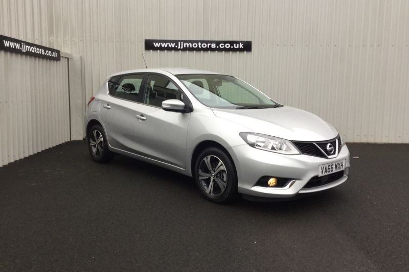 Used NISSAN PULSAR in Crosshands, South Wales for sale