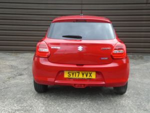 SUZUKI SWIFT SZ5 BOOSTERJET SHVS - 7718 - 4
