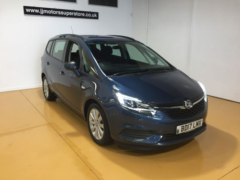 Used VAUXHALL ZAFIRA TOURER in Llanelli, South Wales for sale