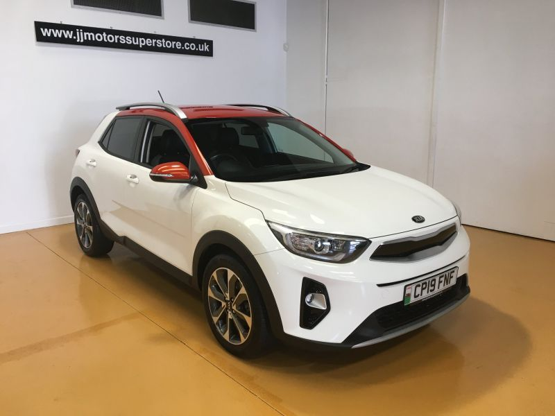 Used KIA STONIC in Llanelli, South Wales for sale