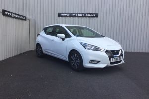 NISSAN MICRA IG-T ACENTA LIMITED EDITION - 8280 - 1